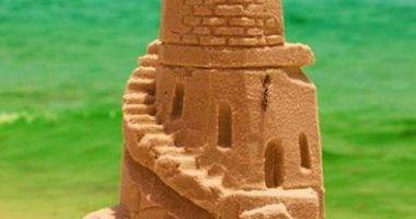 Beach Sand Sculptures, Fort Walton Beach, Stany Zjednoczone