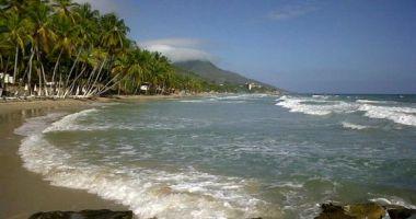 Guacuco Beach, Wenezuela
