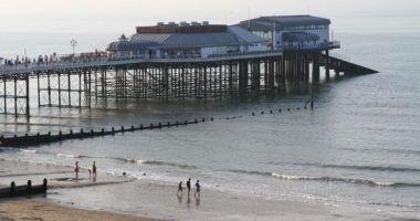 Cromer Beach, Cromer, Wielka Brytania