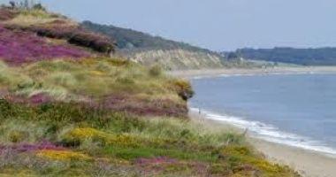 Dunwich Heath Coastal Centre and Beach, Saxmundham, Wielka Brytania