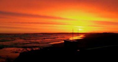 Castlerock Beach, Castlerock, Wielka Brytania