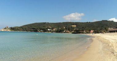 Procchio Beach, Procchio, Marciana, Włochy