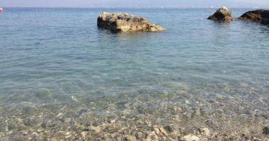 Stone Beach, Castellammare Di Stabia, Włochy