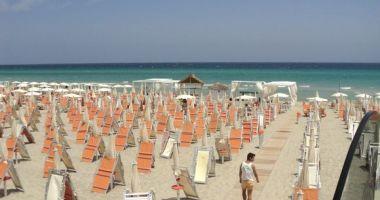 Balnearea Beach, Otranto, Włochy