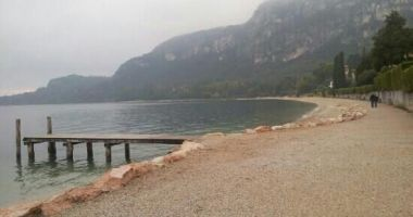 Al Corno Beach, Garda, Włochy