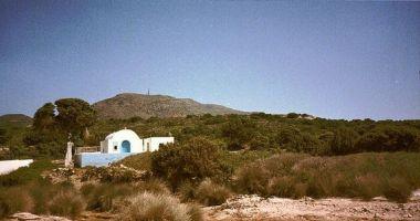 Agios Theologos, Kefalos, Grecja