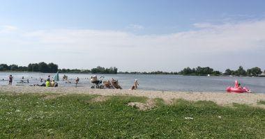 Plaża w Radymnie nad Zalewem Zek