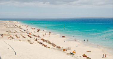 Playa del Matorral, Pajara, Hiszpania