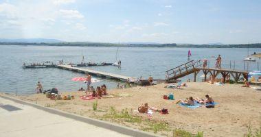 Plaża OSWiRPW w Borzygniewie nad Jeziorem Mietkowskim