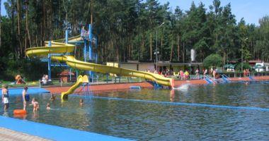 Kąpielisko Karłów OSiR w Miliczu