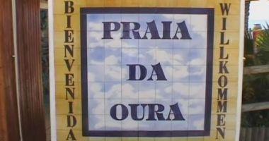 Praia da Oura, Albufeira, Portugalia