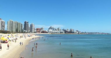 Playa Mansa, Punta del Este, Urugwaj