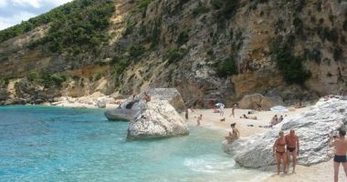 Cala Mariolu, Baunei, Włochy
