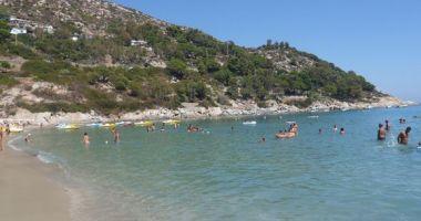 Spiaggia di Fetovaia, Campo nell'Elba, Włochy