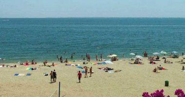 Playa Avellanes, L'Ampolla, Hiszpania