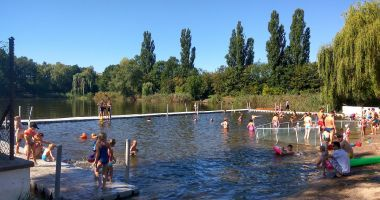 Kąpielisko Oporów we Wrocławiu