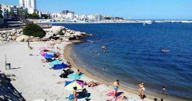Playa Pinets, L'Ampolla, Hiszpania