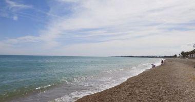 Playa la Platjola, Les Cases d'Alcanar, Hiszpania