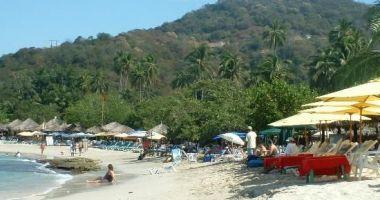 Playa Las Gatas, Zihuatanejo, Meksyk