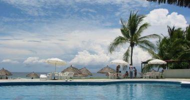Playa el Palmar, Ixtapa/Zihuatanejo, Zihuatanejo, Meksyk