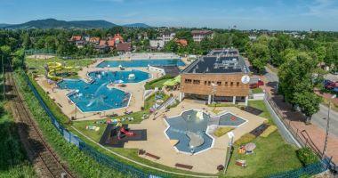 Basen kąpielowy w Andrychowie