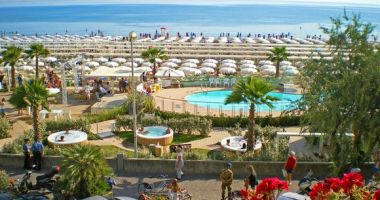 Playa del Sol, Riccione, Włochy