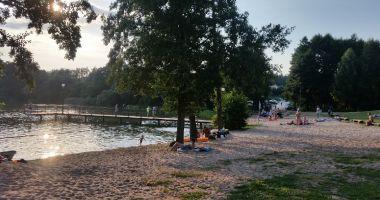 Plaża Gminna w Świekatowie nad Jeziorem Świekatowskim