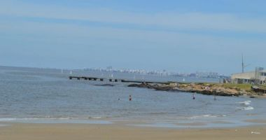 Playa La Mulata, Montevideo, Urugwaj