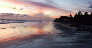 Playa Las Lajas, Panama