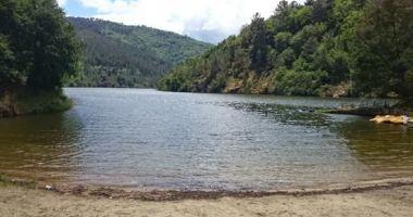 Praia da Coba, Ourense, Hiszpania