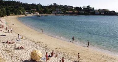 Praia de Boa Grande, Noia, Hiszpania