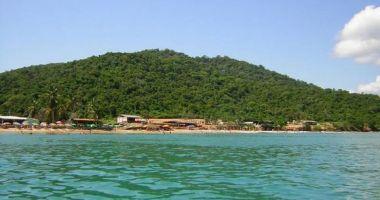 Playa Caracolito, Higuerote, Wenezuela