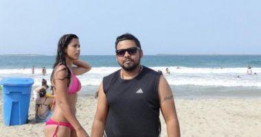 Playa La Rosa, Puerto Cabello, Wenezuela