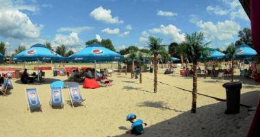 Plaża Wilanów w Warszawie