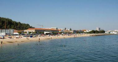 Praia da Saúde, Setubal, Portugalia