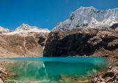 Park Narodowy Huascarán, Peru