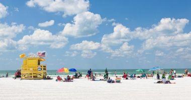 Siesta Beach, Siesta Key, Stany Zjednoczone