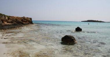 Nissi Beach, Ayia Napa, Cypr