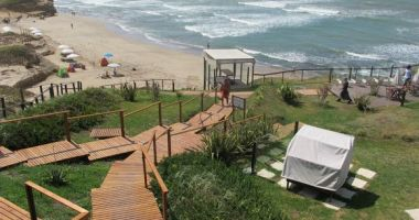 Playa Escondida, Mar del Plata, Argentyna