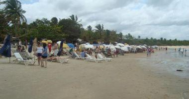 Praia de Santo Andre, Porto Seguro, Brazylia