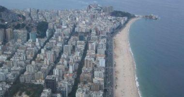 Ipanema Beach, Rio de Janeiro, Brazylia