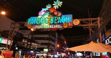 Patong Beach, Patong, Kathu, Tajlandia