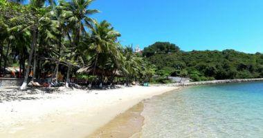 Nha Trang Beach, Nha Trang, Wietnam