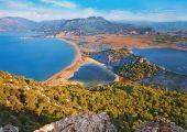 Dalyan (Tureckie Wybrzeże Egejskie), Turcja