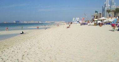 Marina Beach, Dubaj, Zjednoczone Emiraty Arabskie