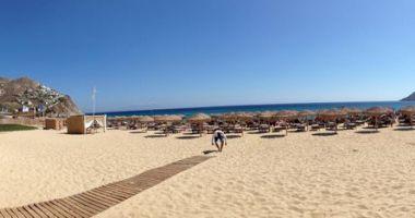 Elia Beach, Elia, Grecja