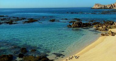 Chileno Beach, Cabo San Lucas, Meksyk