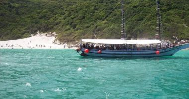 Farol Beach, Cabo Frio, Brazylia