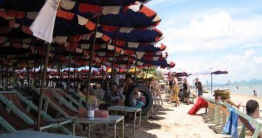 Jomtien Beach, Pattaya, Tajlandia