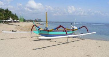 Sanur Beach, Sanur, Denpasar, Indonezja